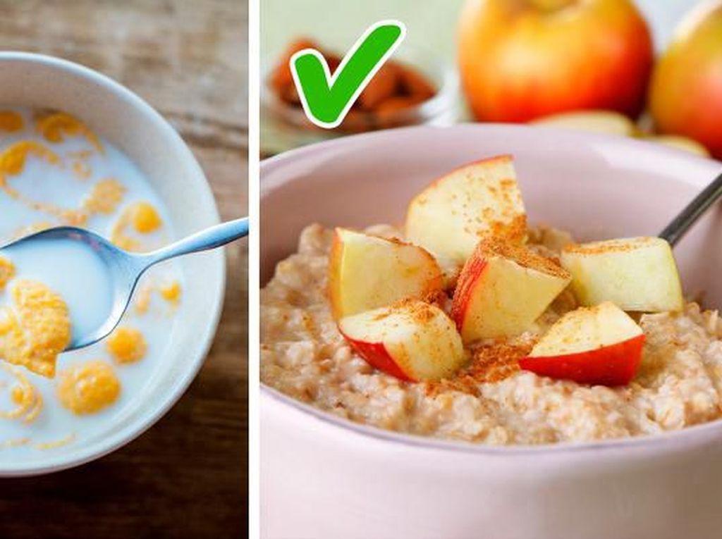 5 Makanan Ini Sebaiknya Tidak Dikonsumsi Sebelum Pukul 10 Pagi