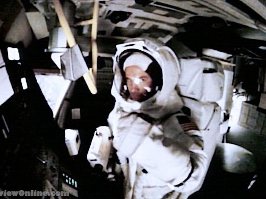 Fakta Misterius di Balik Apollo 18