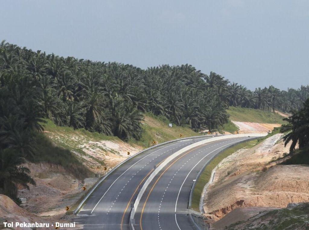 Tol Trans Sumatera Rawan Begal, Lokasinya di Mana?