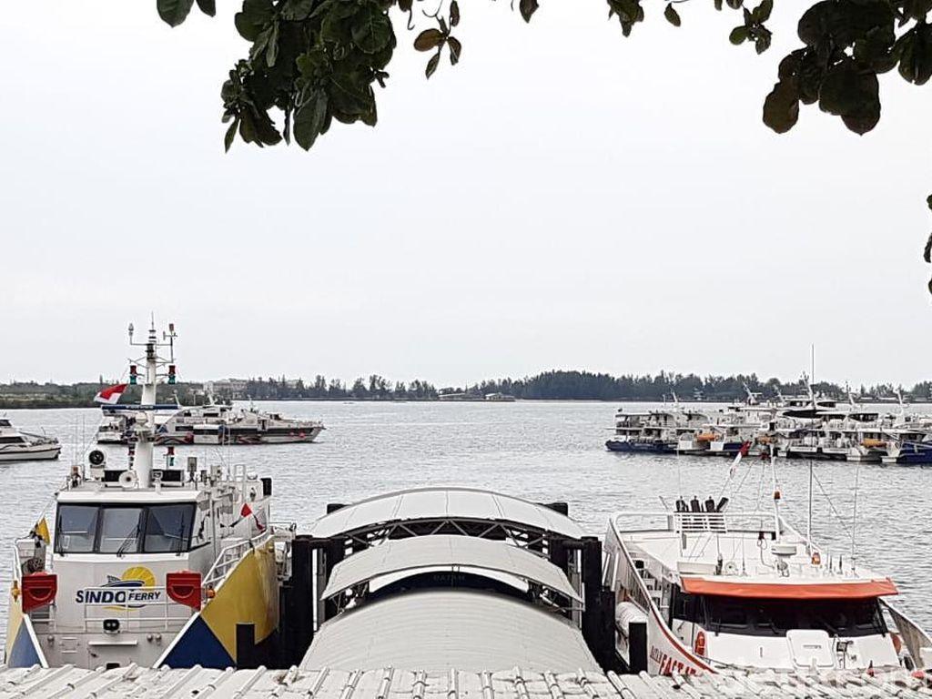 Pascalockdown, Ada 7 Kapal ke Malaysia dari Batam Khusus Antar-Jemput