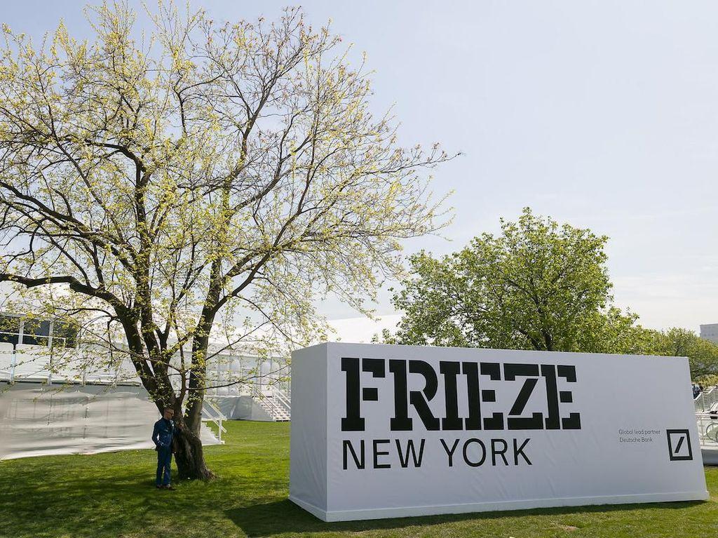 Corona Buat Penghargaan Bergengsi Frieze New York 2020 Dibatalkan
