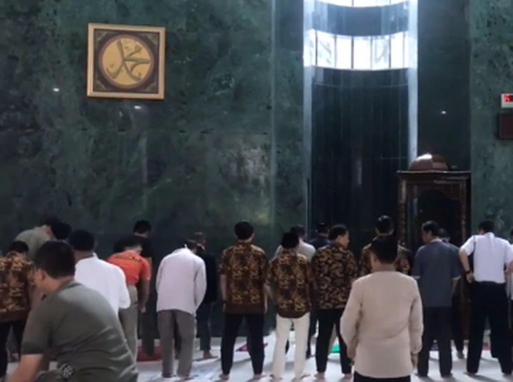 Masjid Fatahillah Balai Kota Jakarta Tiadakan Salat Jumat