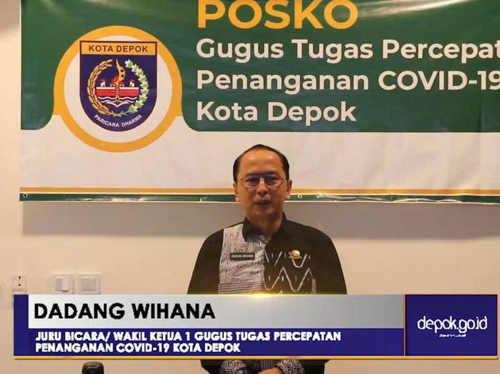 Corona Semakin Mewabah, Akankah Depok Berlakukan Lockdown Lokal?