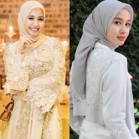 Tampil Stylish Dengan Gaya Hijab Minimalis Ala Laudya Cynthia Bella Ini Tutorial