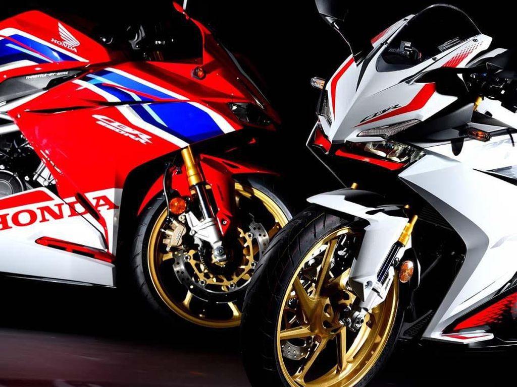 Ini Jagoan Baru Honda untuk Lawan Kawasaki Ninja 250 4 Silinder