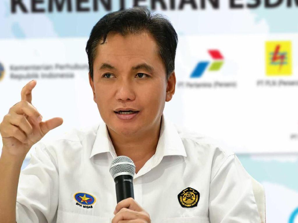 Jelang Nataru, Kepala BPH Migas Pantau Ketersediaan BBM di Jateng