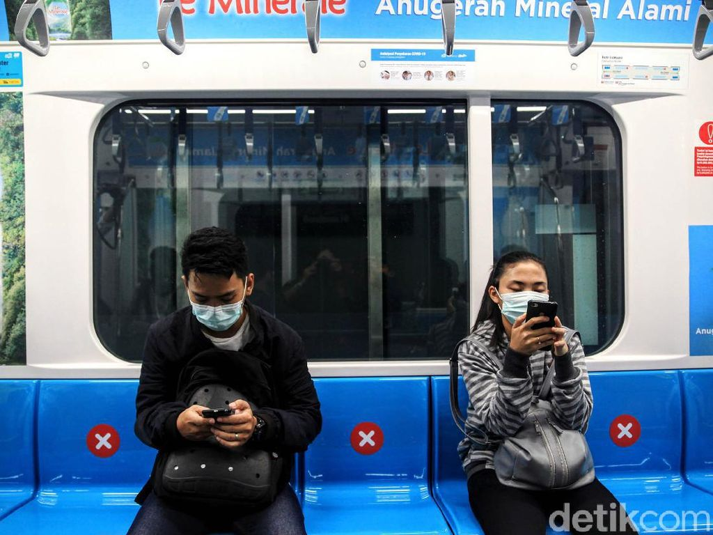 Mohon Maaf, Jaringan XL Tak Bisa Diakses Lagi di Kereta MRT