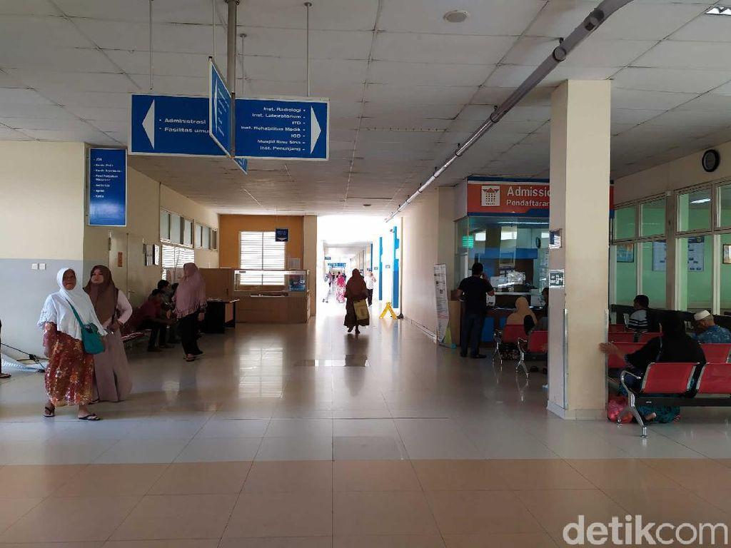 Ruang Rawat Corona di RSUZA Aceh Nyaris Penuh, Warga Diminta Waspada OTG