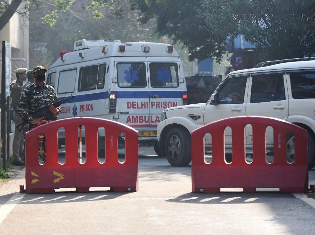 India Hukum Gantung 4 Pemerkosa Wanita Muda di Bus New Delhi