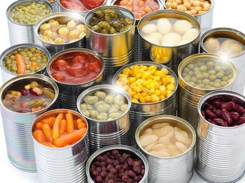 Makanan Kalengan Bisa Penuhi Nutrisi Harian Selama Masa Isolasi?