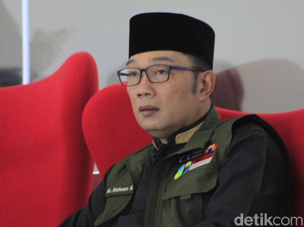 Ini Alasan Gaji Ridwan Kamil dan PNS Jabar Dipotong