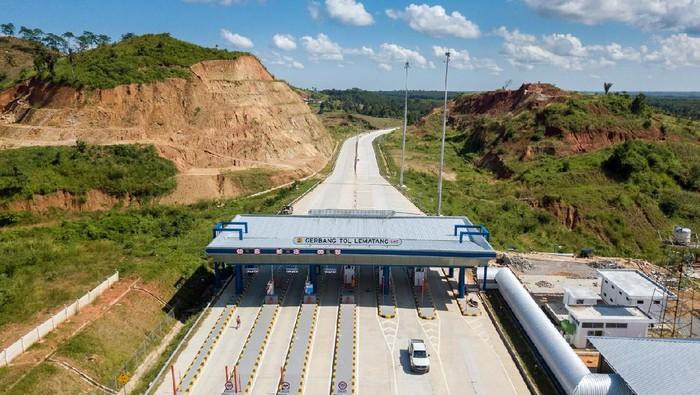 Gerbang Tol Bakauheni-Terbanggi Besar