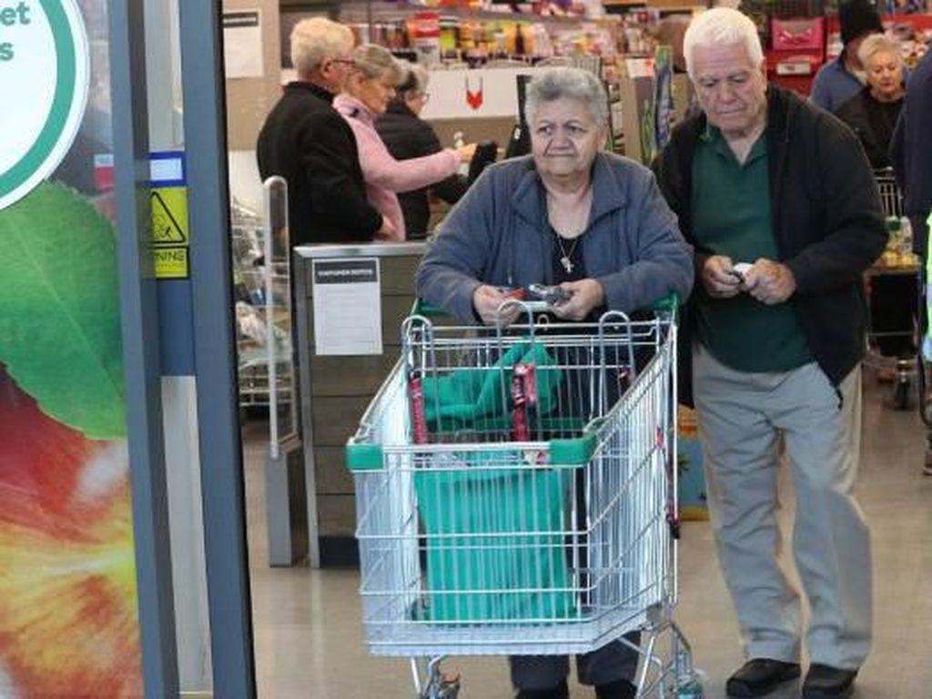 Persediaan Bahan Pokok di Australia Aman, Tapi Kenapa Habis di Supermarket?