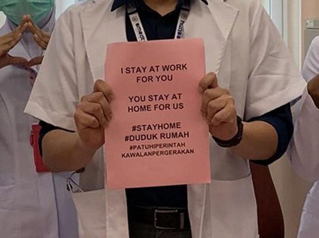 #JagaJarakDulu, Pemprov Riau Perpanjang Masa Kerja di Rumah