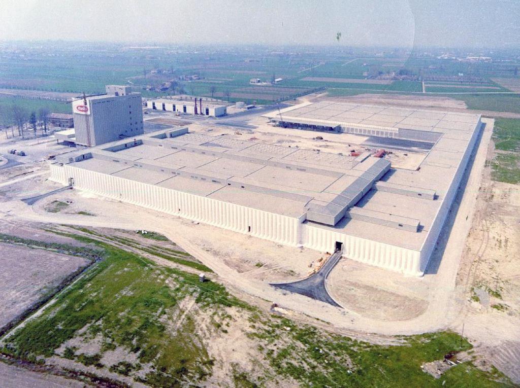 Mantul! Produksi 1,400 Ton Pasta Per Hari, Ini Pabrik Pasta Terbesar di Dunia