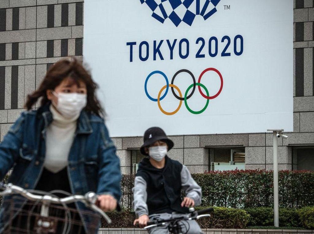 Ada Pandemi Corona, Olimpiade Tokyo 2020 Harus Ditunda
