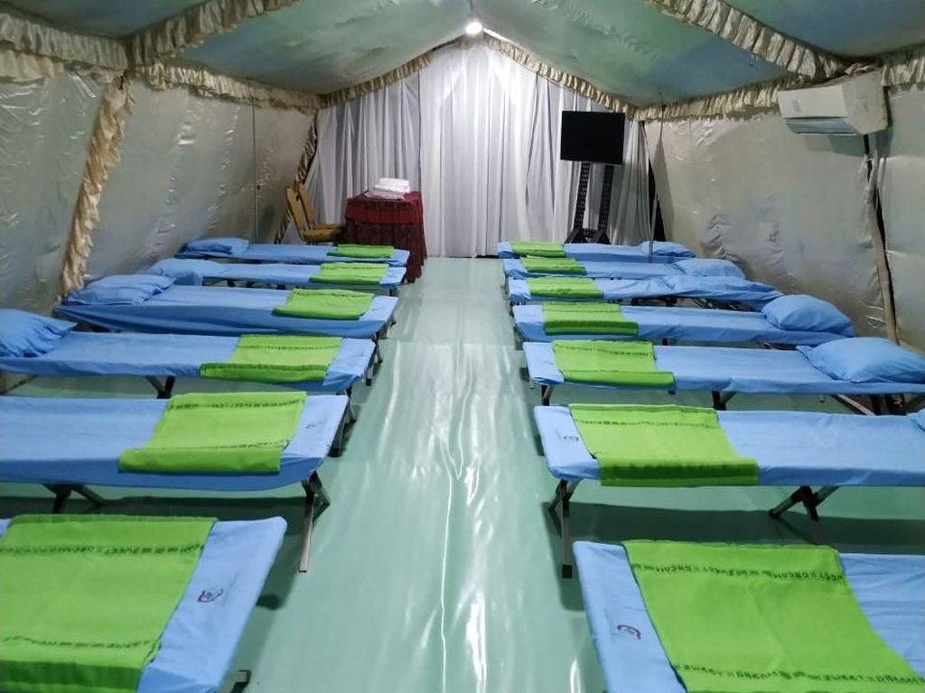 Corona Melonjak, Dinkes DKI Minta RS Siapkan Tenda Darurat-Tambah IGD