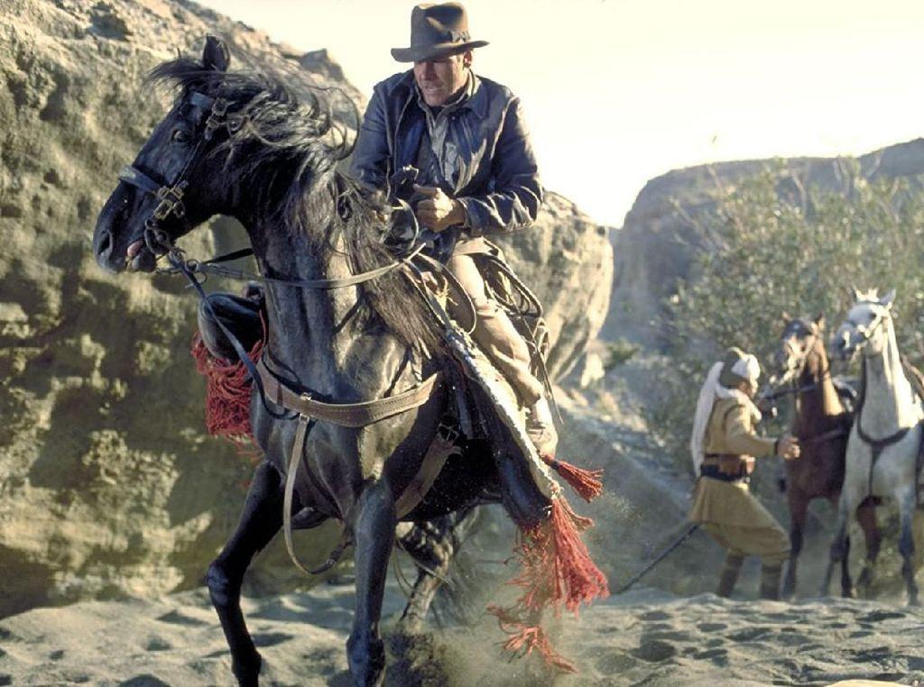 Saksikan Indiana Jones: The Last Crusade Malam Ini di Bioskop Trans TV