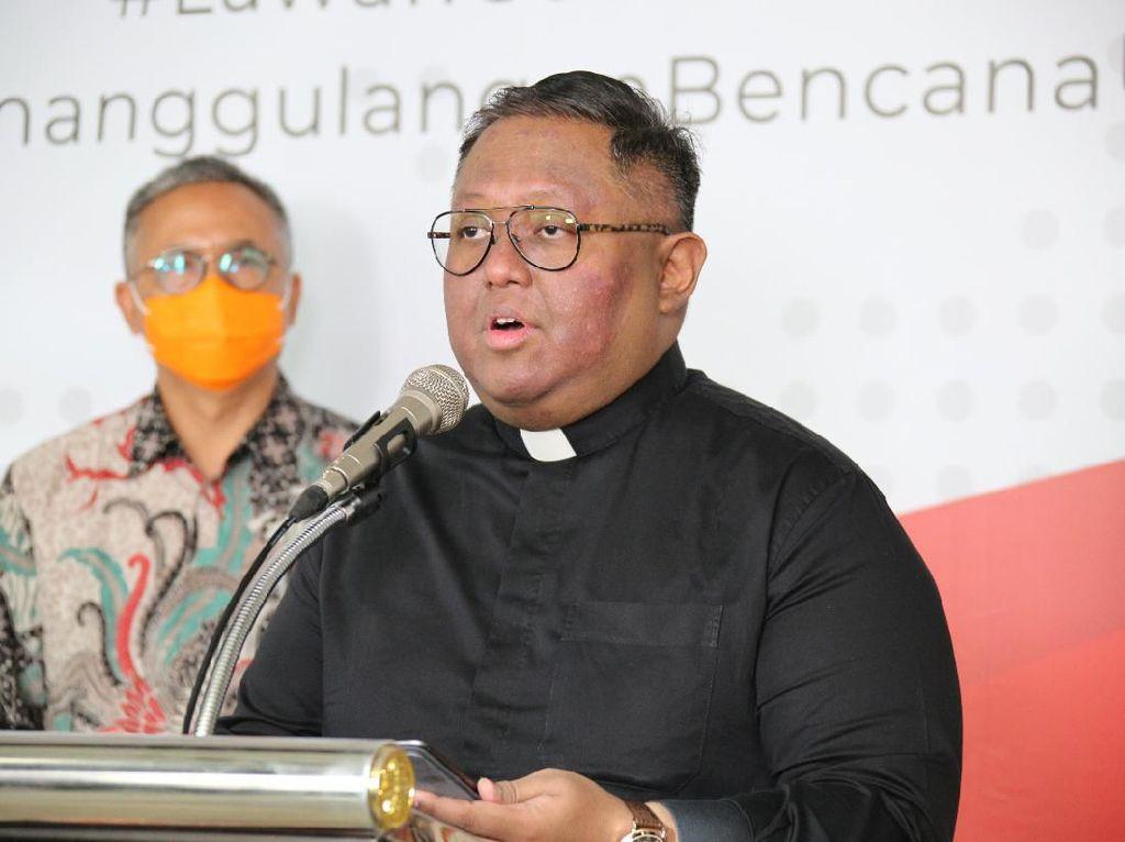 Gereja Katolik di Jakarta Belum Adakan Ibadah Tatap Muka Minggu Ini