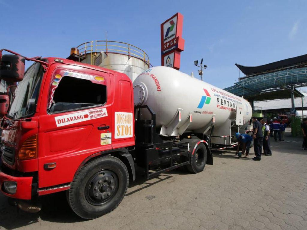 Stok BBM & LPG di Sulawesi Aman, Warga Tak Perlu Panic Buying