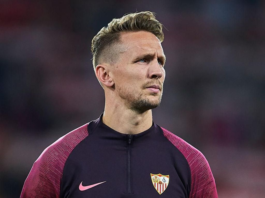 Barcelona Pinjam Luuk de Jong dari Sevilla