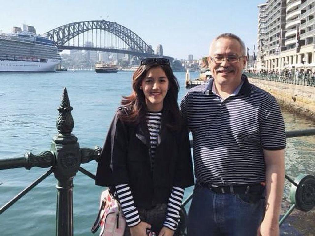 Ayah Ify Alyssa Meninggal karena Serangan Jantung