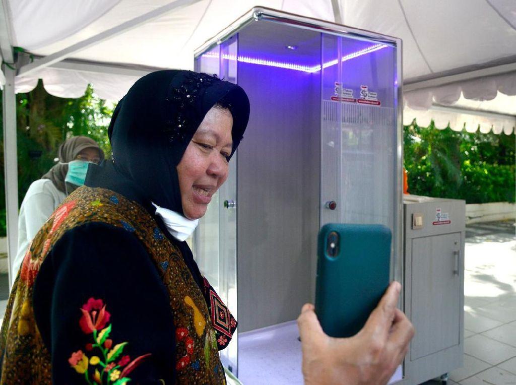 Megawati Tugaskan Risma Koordinasikan Kepala Daerah dari PDIP Hadapi Corona