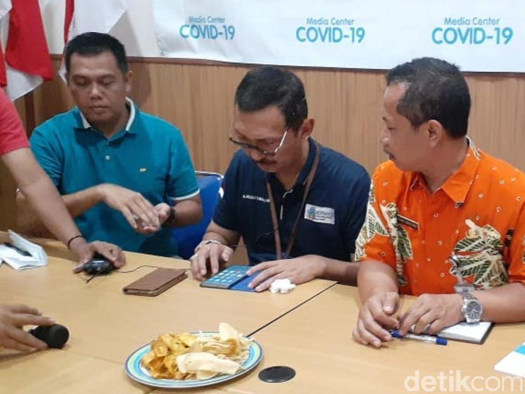 1 Warga Kabupaten Probolinggo PDP Corona, 9 ODP dan 135 ODR