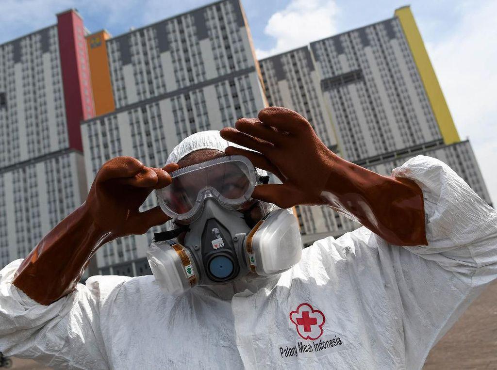 Pemerintah: Seluruh RS Darurat Corona di Indonesia Sudah Diaktifkan
