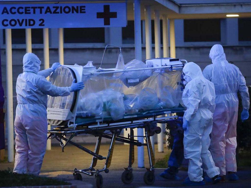 600 Dokter di Perancis Tuntut Mantan Menkes karena Lamban Atasi Corona