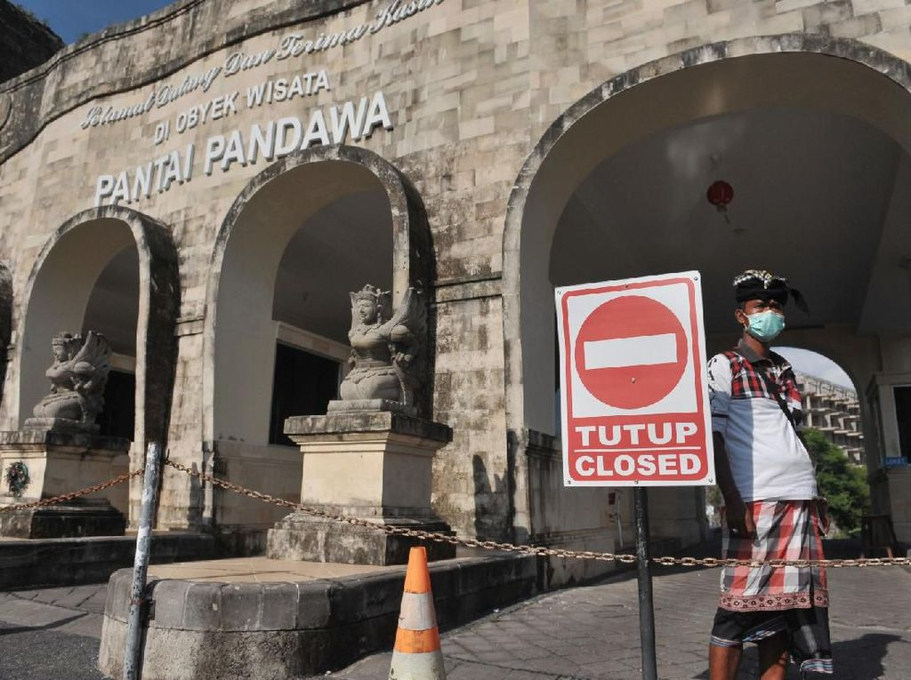 Ngeri, di Bali Tingkat Hunian Hotel Nyaris 0!