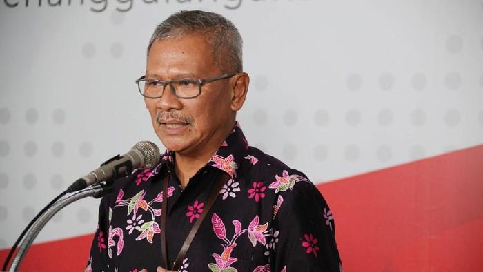 Dirjen Pencegahan dan Pengendalian Penyakit (P2P) Kemenkes Achmad Yurianto