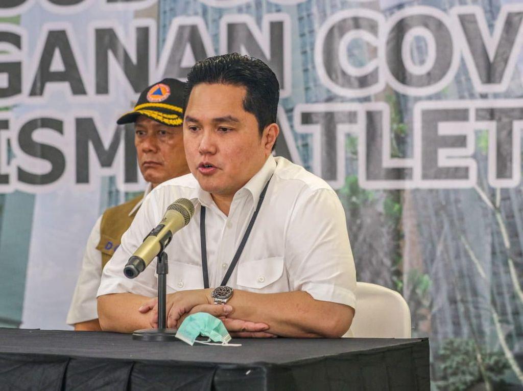Erick Thohir: Proyek 35 Ribu MW Tetap Jalan