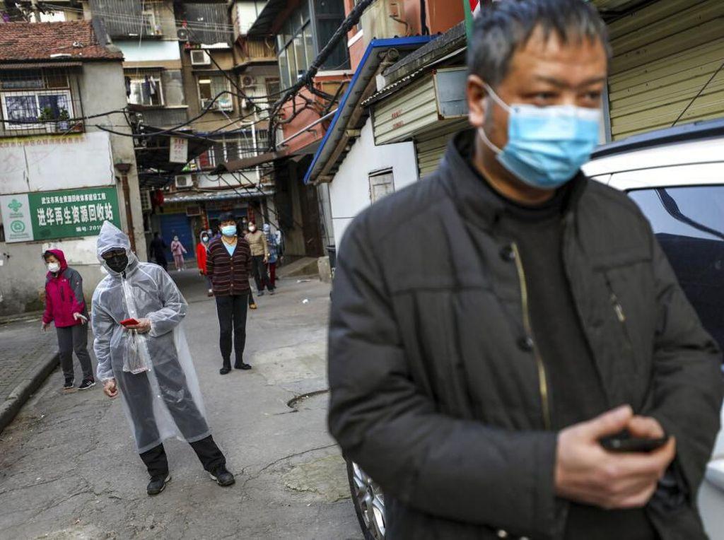 2 Hari Tak Ada Penularan Lokal Corona di China, Tapi Kasus Impor Bertambah