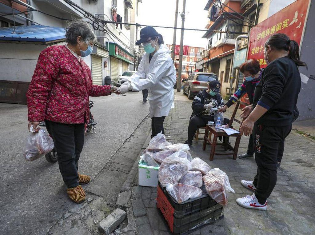 Wabah Corona Dinilai Mereda, China Akan Cabut Lockdown di Wuhan