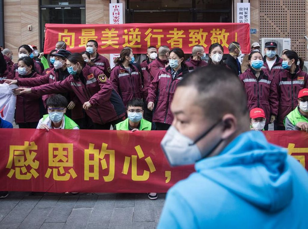 Dugaan Kasus Pertama Virus Corona di China Terdeteksi pada November 2019