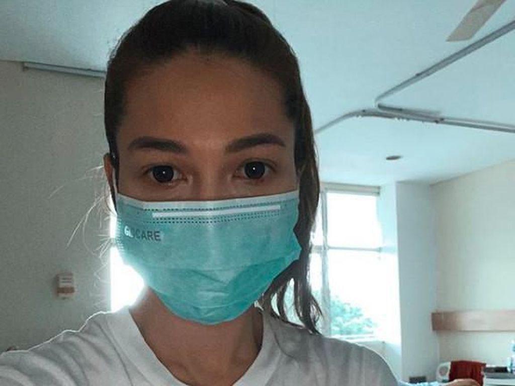 Kabar Terbaru Andrea Dian usai Pindah ke Wisma Atlet