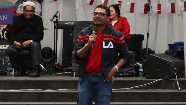 Tenaga Ahli Utama KSP Donny Gahral Adian
