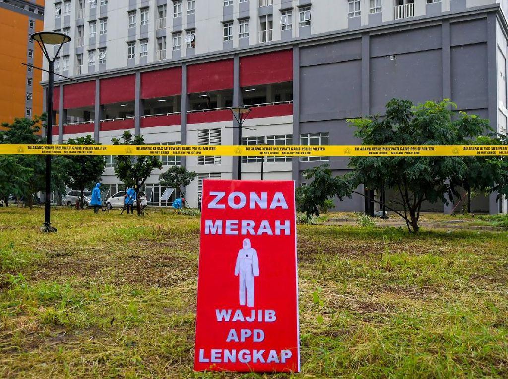 DKI Larang Isolasi Mandiri, Satgas: Pasien Ringan-Sedang Bisa ke Wisma Atlet