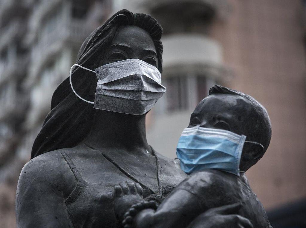 Pasien Corona-Petugas Medis di RS Darurat Wisma Atlet Tak Boleh Papasan