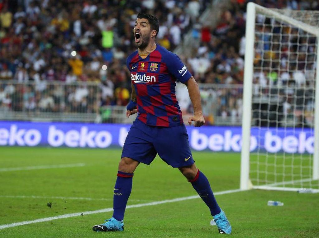 Luis Suarez Bersiap Main Panas-panasan