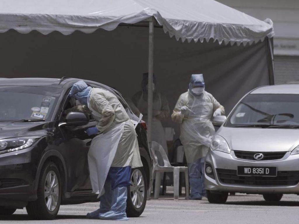 Malaysia Laporkan 150 Kasus Baru Corona, Separuhnya Terkait Tabligh Akbar