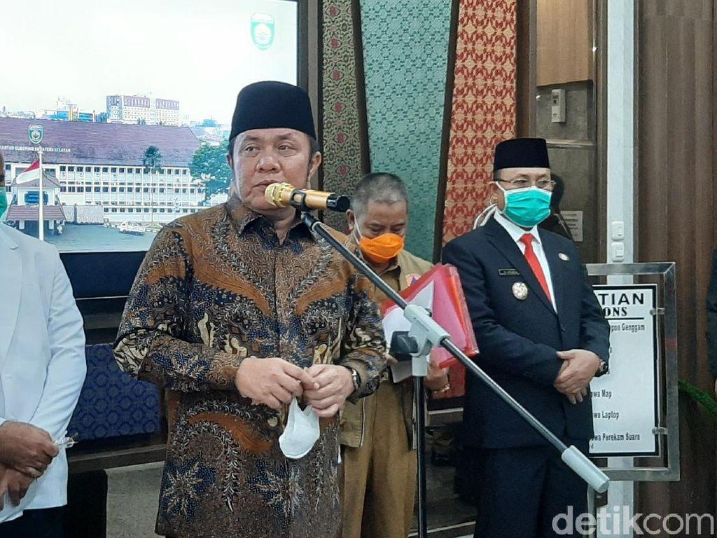 Gubernur Sumsel Masih Kaji Wilayah Rapid Test Corona