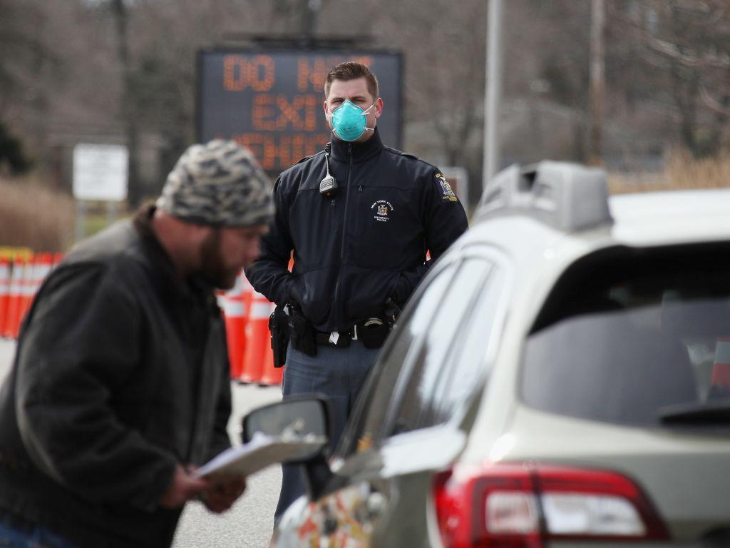 Sekuriti AS Ditembak Mati karena Ingatkan Pengunjung Pakai Masker
