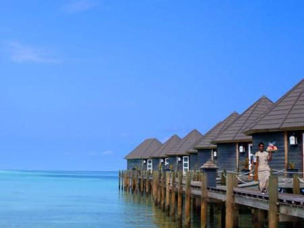 Resor Mewah Maldives pun Jadi Tempat Karantina Corona