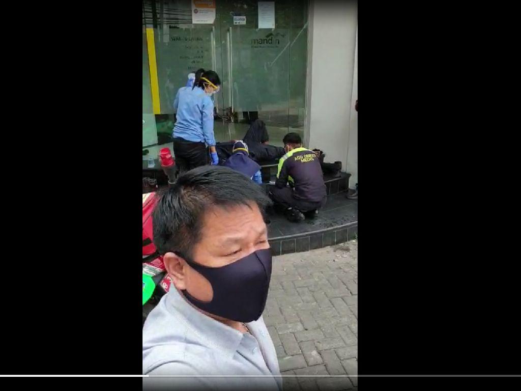 Viral Sekuriti di Latumenten Jakbar Pingsan, Polisi Ungkap Kejadiannya