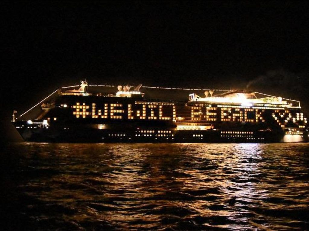 Janji Kapal Pesiar Princess Cruises: Kami Akan Kembali
