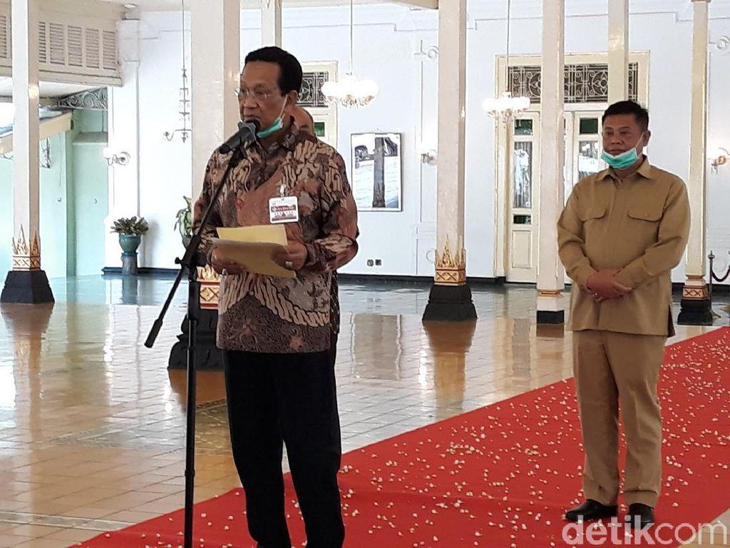 Ajak Bersama Cegah Corona, Sultan HB X Siapkan Aturan Social Distancing