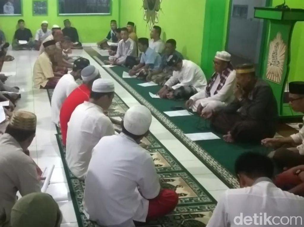 Warga Binaan di Sultra Gelar Zikir dan Doa Bersama Tangkal Corona