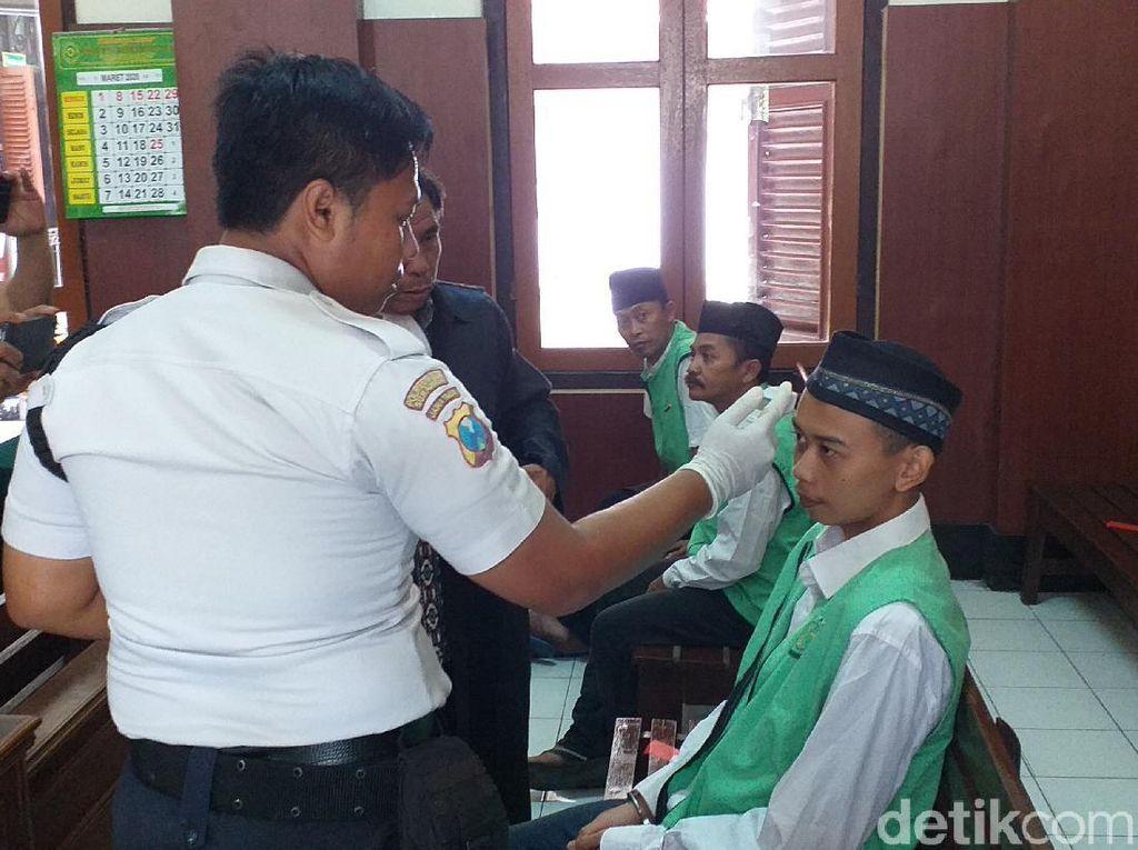 Saat Sidang di Surabaya Geger Gegara Suhu Tubuh Terdakwa 37,4 Derajat